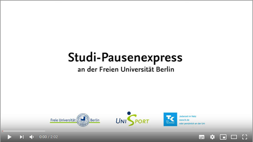 Video Studi-Pausenexpress