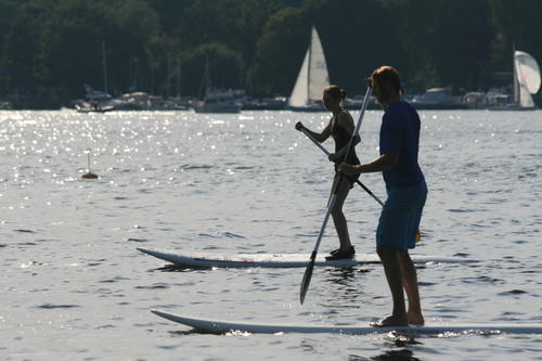 Trendsport Stand-Up-Paddling